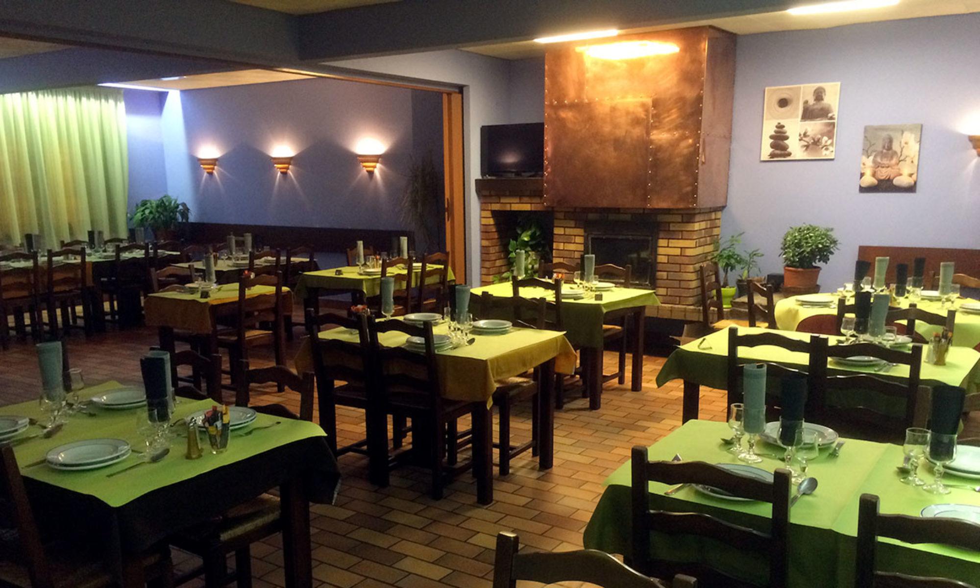 Hotel Restaurant Brasserie l'Agapanthe - Pont de Salars